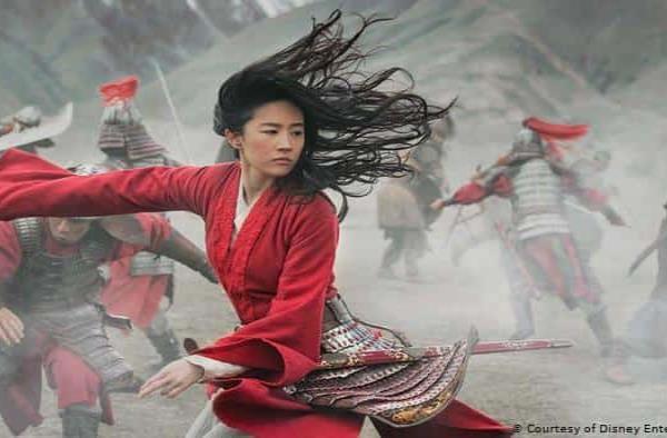 Crtican  Mulan por  grabar en la provincia china de Xinjiang