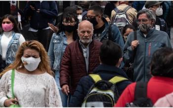 Por Covid en México han muerto 70 mil 183