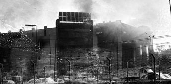 Parte de la historia se borró con el incendio de la CN en 1982