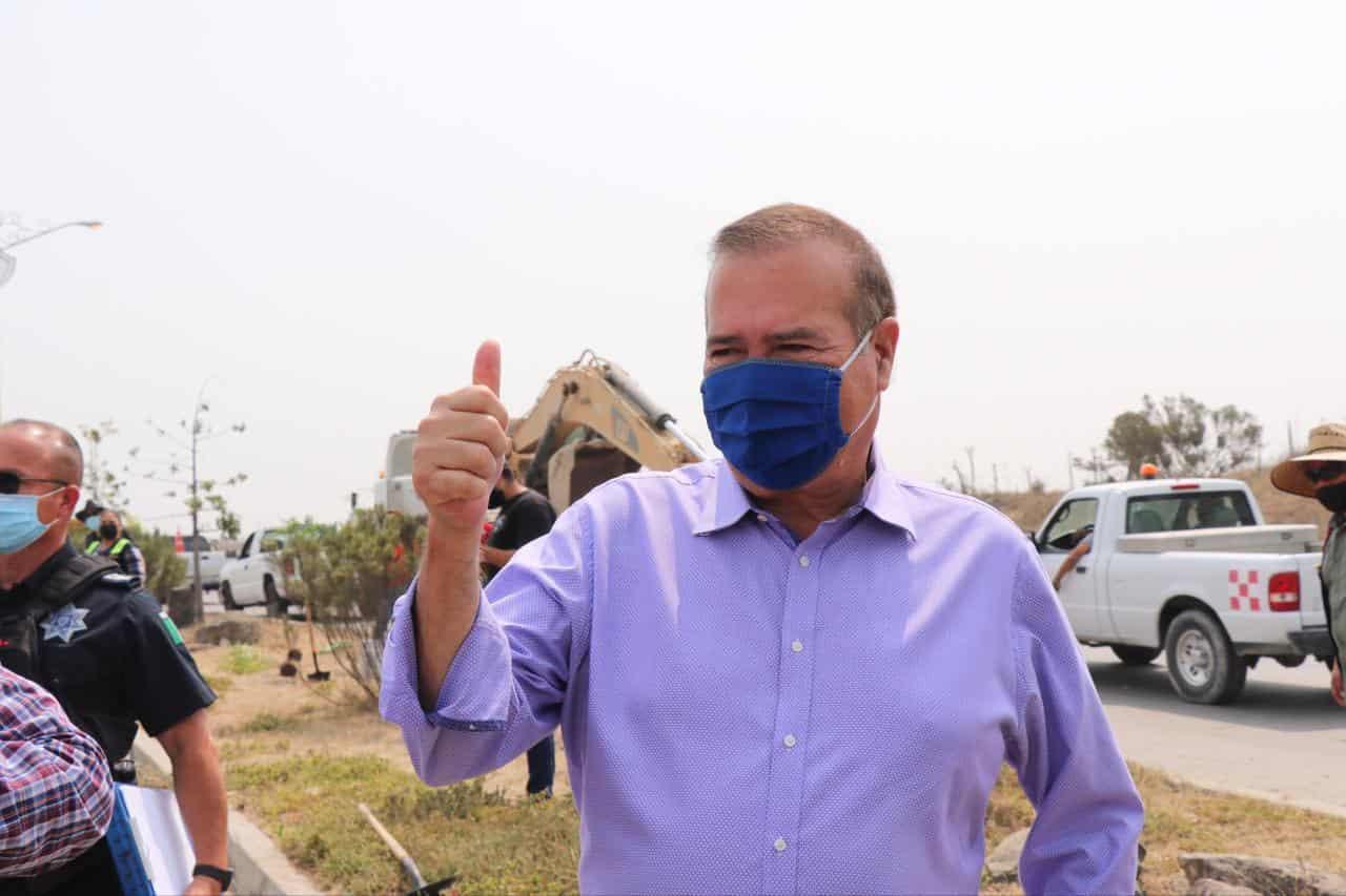 ´Sábado verde en Urbi Quinta del Cedro beneficia a 12 mil tijuanenses: Arturo González Cruz