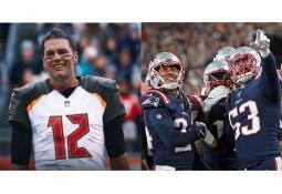 Nueva Orleans vence a Tampa Bay en el debut de Tom Brady con los Bucs