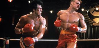 Sylvester Stallone muestra escenas inéditas de Rocky IV