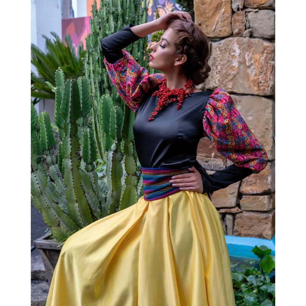 Moda mexicana