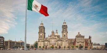 Despliegan operativo alrededor del Zócalo por celebración del Grito