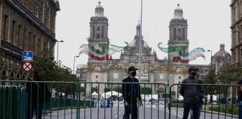 Transmitirán en vivo el Grito de la Independencia desde el Zócalo