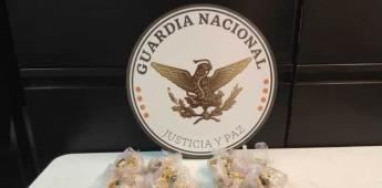 GN decomisa dulces típicos mexicanos rellenos de cocaína