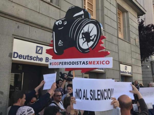 ONU, inquieta por agresión a periodistas en México