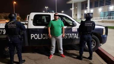 Captura FGE y GN a generador de ola homicida en Ensenada