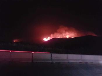 Actualización de incendios en Tijuana, las imágenes más impactantes