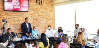 Reconocen liderazgo de Ayala en Grupo Político de Tijuana