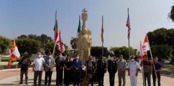 Celebran 478 años en que Ensenada ingresó a cartografía mundial