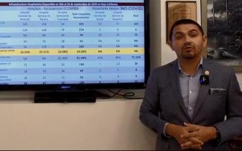 Registran 551 casos de Covid-19 en San Quintín