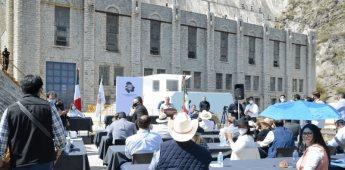 Congreso de Chihuahua realiza sesión en presa La Boquilla