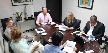 Srio. De Hacienda de BC participó en reunión de Comisión Permanente de Funcionarios Fiscales de MX.