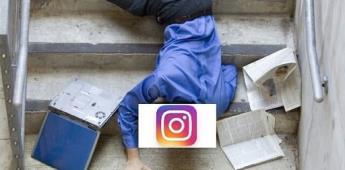 No son tus datos e internet:  Instagram  presenta fallas