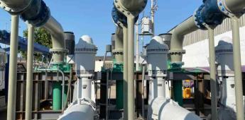 Autoridades buscan control permanente del flujo de aguas residuales