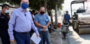 Cerca de 20 mil beneficiados con obras de infraestructura en Sánchez Taboada y La Mesa