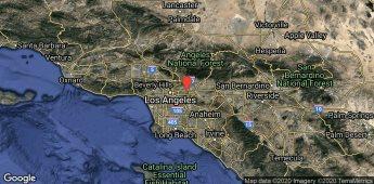 Sismo con magnitud 4.6 sacudió a Los Ángeles, California