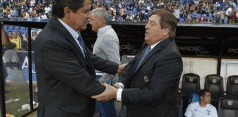 Miguel Herrera sale a la defensa de Luis Fernando Tena