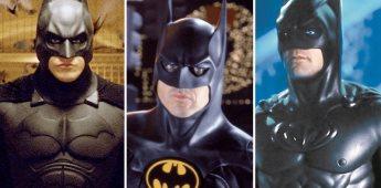 Cuál es tu Batman favorito, actores que han interpretado a Batman a lo largo de la TV y el cine