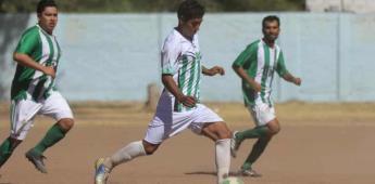 Alista torneo el futbol de Primera Fuerza Del Sauzal