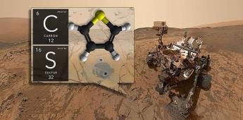 Explican dificultad de descubrir huellas de vida en arcillas marciana