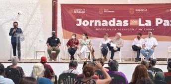 Anuncia el Gobernador Jaime Bonilla rehabilitación de pista aérea en Isla de Cedros