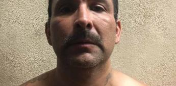 Sujeto con orden de aprehensión en EE.UU. fue detenido