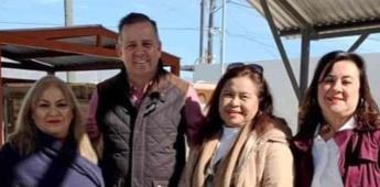 Busca senador Novelo poner fin a la desigualdad salarial
