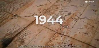 Lanza el Gobierno de México campaña de información sobre el Tratado de Aguas de 1944