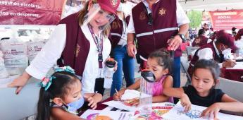 Promueve DIF Baja California, derechos de la niñez con certamen de cuentos