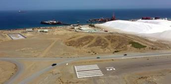 Aportarán Gobierno del Estado y exportadora de sal recursos para Isla de Cedros