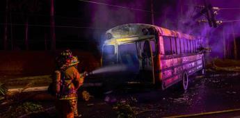 Informe sobre accidente en boulevard Universidad