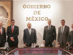 CEO de Coca Cola visita al presidente Andrés Manuel López Obrador