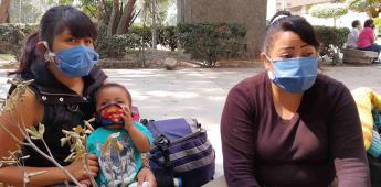 Familia en el desamparo pide apoyo para volver a CDMX