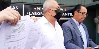Osuna Millán denuncia a Jaime Bonilla por daño moral y abuso de autoridad
