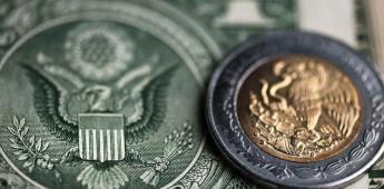 Dólar repunta a 22 pesos ante temores por el Covid-19