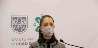Sheinbaum: si no cede pandemia habrá más aislamiento