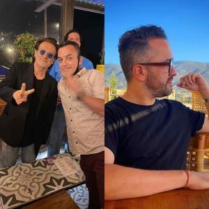 Celebridades que han visitado Valle de Guadalupe las últimas semanas, entre ellos, Bono de U2