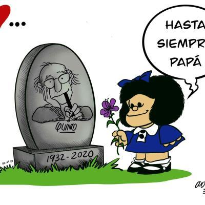 Hasta siempre papá...
