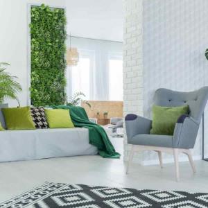 Tener un jardín vertical en tu casa: ventajas que debes aprovechar