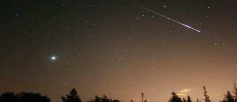 Fechas para ver lluvia de estrellas y otros fenómenos astronómicos