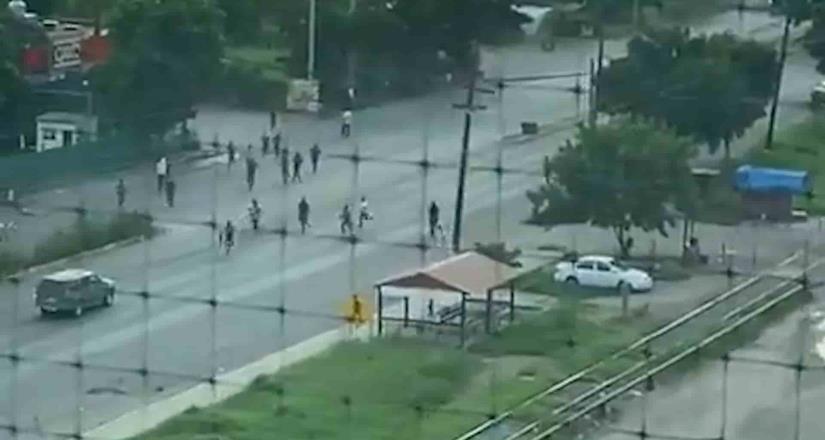 Recapturan a reo que se fugó en 2019 de penal de Culiacán, Sinaloa