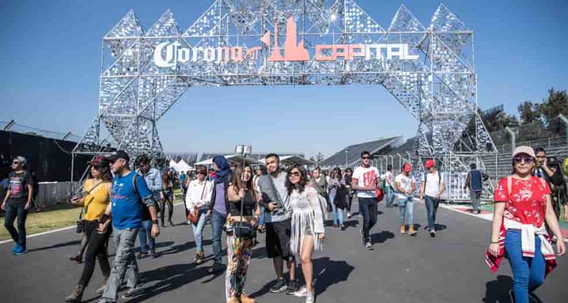 Pandemia tira otro festival, Corona Capital se pospone hasta el 2021