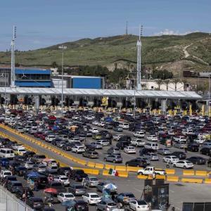 ¿Reabrirán la frontera el próximo 21 de octubre para quienes tengan visa de turista?