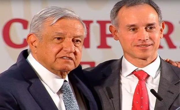 Lo maltrataron, dice AMLO sobre comparecencia de López-Gatell