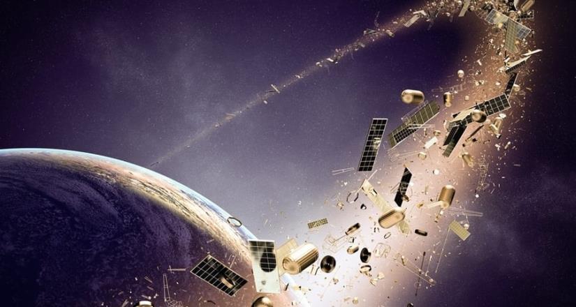 La basura espacial amenaza las expediciones del futuro