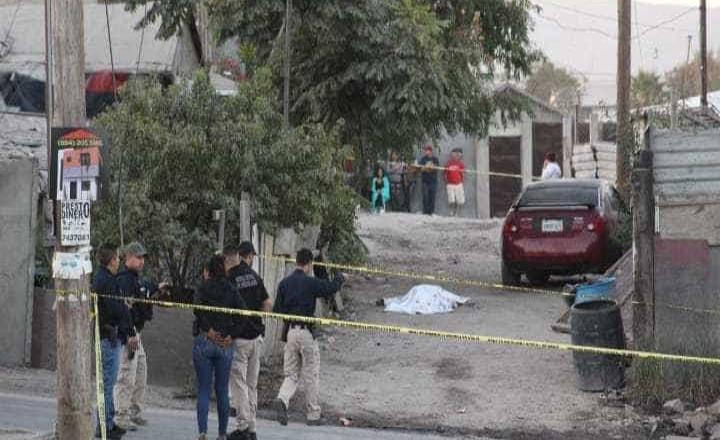 Se registra ataque armado en colonia Torres de Matamoros; se registran dos muertos y un herido
