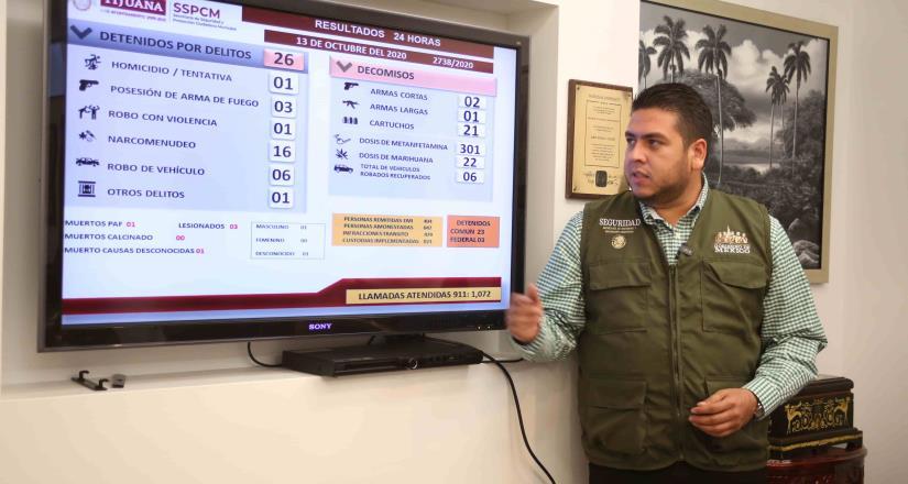 Destruye la GESI sembradío de marihuana en Valle Redondo en Tijuana