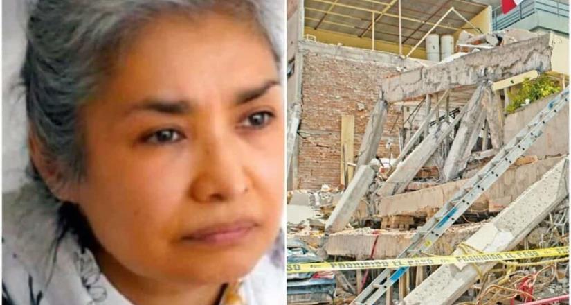 Dictan 31 años de cárcel para Miss Moni por colegio Rébsamen